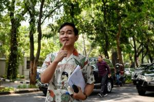 Demi Pilkada Surakarta, Gibran Temui Megawati