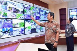 Pemkot Semarang Segera Pasang 10 Ribu CCTV