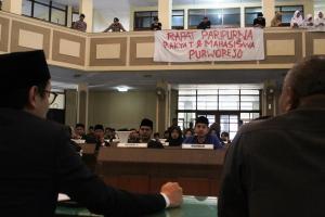 Mahasiswa Purworejo Persoalkan Pengadaan Kalender Rp2,4 Miliar