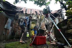 Ditemukan Candi saat Proyek Pelebaran Jalan di Semarang