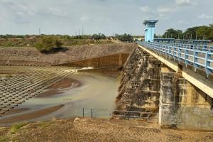 Pintu Air Dam Colo Urung Dibuka hingga Kini