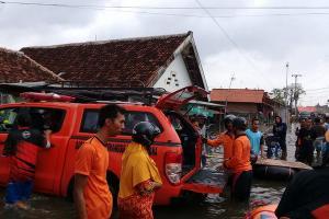 BPBD Kota Pekalongan Tetapkan Status Siaga Banjir