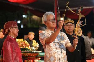 Pemprov Jateng Berencana Gelar Wayangan di 22 Daerah