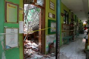 Pemkab Sukoharjo Bakal Rehab 72 Gedung Sekolah