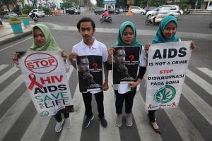 Sekitar 48 Ribu Warga Jateng Terinfeksi HIV/AIDS