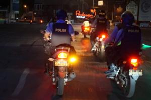 Polisi Intensifkan Patroli di Solo Raya