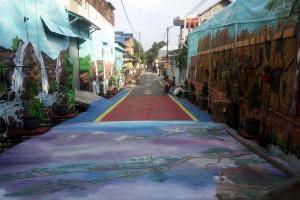 Pemkot Semarang Tambah 32 Kampung Tematik pada 2020