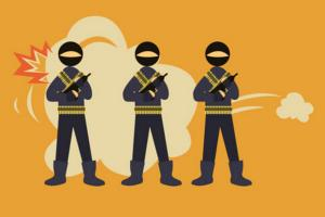 Ada Jaringan Terorisme Besar di Jateng