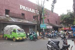 Pasar Legi Surakarta Bakal Dibangun Awal 2020