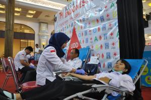 17 RS di Sleman Gratiskan Layanan Darah