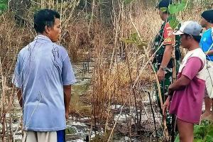 Desa Kutamendala Brebes Tercemar Limbah Tekstil