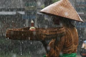 Hujan Lebat Berpotensi Guyur Banjanergara Hari Ini