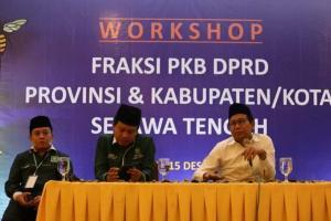 Ketua DPP PKB: Jangan Lupa, PKB Lahir dari NU