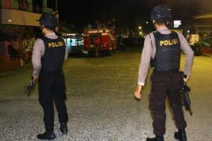 Polisi Meninggal Dunia Ditembak Teroris