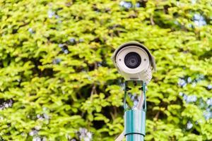 Sembilan CCTV di Kudus Rusak