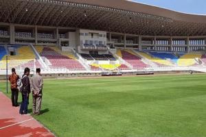 DPRD Soroti Genangan di Stadion Manahan