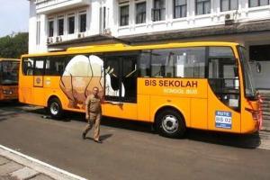 Sleman Kekurangan Bus Sekolah