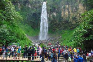 Jalur Objek Wisata di Karanganyar Rawan Longsor