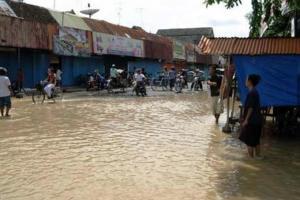 Ini 24 Desa/Kelurahan di Sukoharjo yang Rawan Banjir