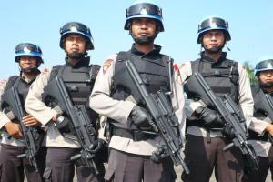 Polda Jateng Kerahkan 20.000 Personel Amankan Natal dan Tahun Baru