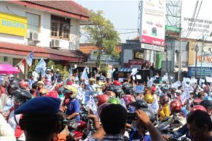 Masyarakat Sukoharjo Demo Tuntut Pembekuan Izin PT RUM