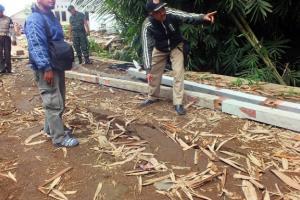 BPBD Banjarnegara: Sejumlah Wilayah di Banjarnegara  Waspada pergerakan tanah