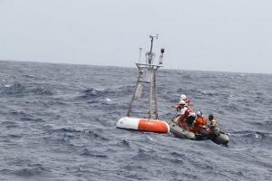 BPBD Kebumen Cek Kondisi EWS Tsunami