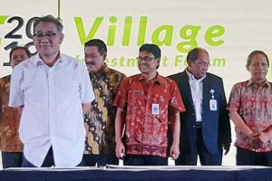 Desa Tidak Lagi Menjadi Objek Pembangunan