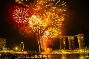 Lima Belas Panggung Hiburan Meriahkan Malam Tahun Baru di Boyolali