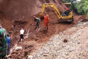 Diguyur Hujan Lebat, 2 Dusun di Banjarnegara Alami Longsor