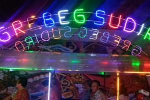 Kawasan Pasar Gede Surakarta Jadi Tempat Wisata Baru