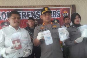 Seorang Penjual Seblak Diciduk Polisi Karena Edarkan Sabu-Sabu