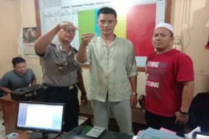 Polisi  Ungkap Pengiriman Sabu Melalui Jaksa Paket di Pekalongan