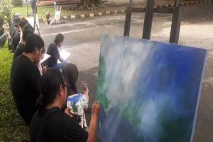 30 Seniman Ikuti Pameran Lukisan