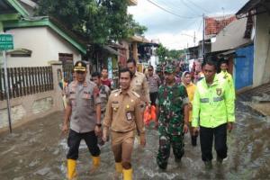 Banjir Kepung Batang dan Pekalongan Setelah Diguyur Hujan Semalaman