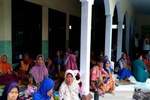 Ribuan Warga Pekalongan Korban Banjir Masih Bertahan di Pengungsian