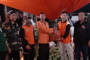 BPBD Banjarnegara Beri Bantuan Untuk Korban Banjir Pekalongan