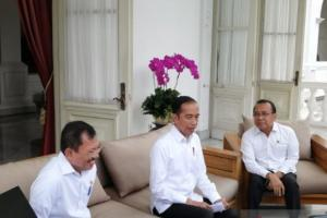 Jokowi Umumkan 2 Orang di Indonesia Positif Terjangkit Virus Corona