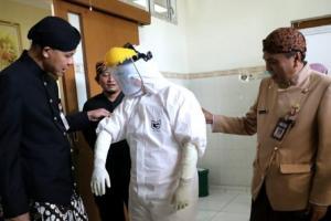 Provinsi Jawa Tengah Terus Tingkatkan Upaya Pencegahan Covid-19