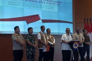 Bertambah Lagi, Kasus Positif Covid-19 di Indonesia Menjadi 96