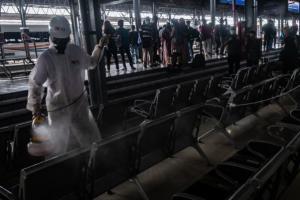 Akibat Covid-19, Sebanyak 13 KA Daop Semarang Dihentikan Sementara