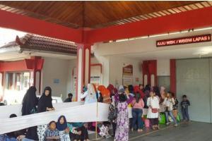 Cegah Penyebaran Covid-19, Sebanyak 351 Narapidana di Jateng Dibebaskan