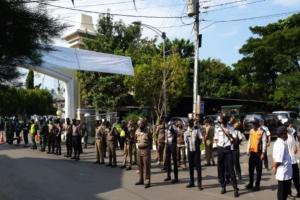 Terapkan PSBB, Pemkot Tegal Akan Libatkan TNI dan Polri