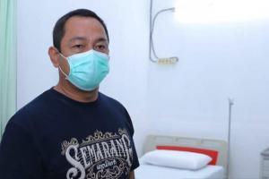Satuan Brimob Polda Jateng Akan Dilibatkan Untuk MengawasinODP di Semarang