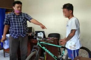 Dua Pencuri Sepeda Gunung Diringkus Polres Pekalongan