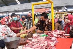 Lebaran Segera Tiba, Walikota Magelang Ingatkan Warga Belanja Kebutuhan Secukupnya