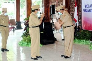 Suko Mardiono Penjabat Sekda Kabupaten Semarang