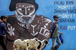 Tahan pendukung Jokowi, pengamat: Bukti hukum tak diskriminatif