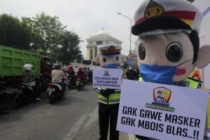 Libatkan polisi, masyarakat akan kian disiplin prokes
