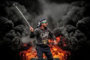 Ramzi: Faktanya ada penindasan di Tanah Palestina
